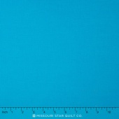 "Kona Cotton - Turquoise 108"" Wide Backing"