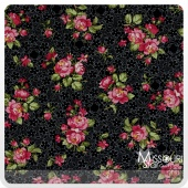 Rosemont Manor - Heirloom Ebony Yardage