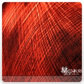 Electric Feather - Red Yardage