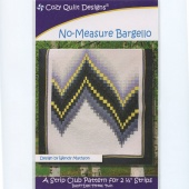 No Measure Bargello Pattern