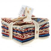 Stonehenge Land of the Free Fat Quarter Bundle