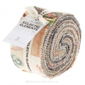 Eclectic Elements 2 Jelly Roll