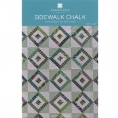 Sidewalk Chalk Quilt Pattern by MSQC