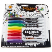 Stained by Sharpie 8 Piece Set