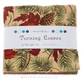 Turning Leaves Charm Pack