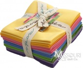 1930s Colors Bella Solids Fat Quarter Bundle