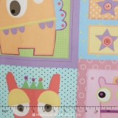 Googlies - Patchwork Pastel Yardage
