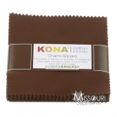 Kona Cotton - Coffee Charm Pack