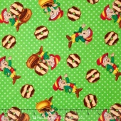 Kelloggs - Keebler Elf with Fudge Striped Cookies Yardage