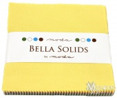 Bella Solids 30's Colors Charm Pack