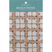 Beach Picnic Pattern by MSQC