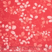 Simply Colorful - Sprigs Red Yardage