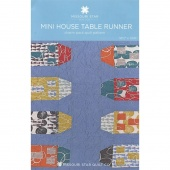 Mini House Table Runner Pattern