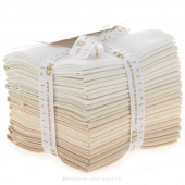 Kona Cotton - Not Quite White Fat Quarter Bundle