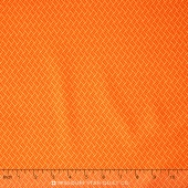 Simply Colorful - Hash Marks Orange Yardage