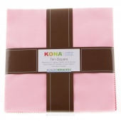 Kona Cotton - Powder Room Ten Squares