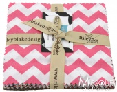 Small Chevron Charm Pack