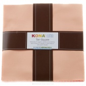 Kona Cotton - Darling Clementine Ten Squares