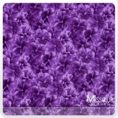Lovely - Allover Purple Yardage