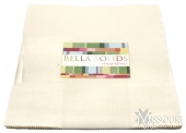 Bella Solids Neutral Layer Cake for Moda Fabrics