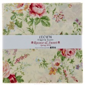 "Rococo & Sweet Spring 10"" Square"