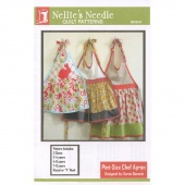 Pint Size Chef Apron Pattern