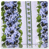 Lovely - Blue Runner Yardage