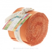 Bella Solids Ochre Junior Jelly Roll