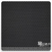 Muslin Mates - Chevron Midnight Yardage