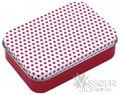 Dotty Sewing Kit Tin