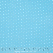 Cozy Cotton Boy - Aqua Flannel Yardage