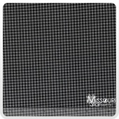 Muslin Mates - Houndstooth Midnight Yardage