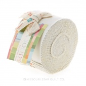 Bella Solids Feather Junior Jelly Roll