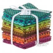 Gem Tones Fat Quarter Bundle