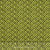 Sundance - Geometric Green Yardage