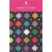 Sweet Stars Quilt Pattern by MSQC
