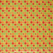 Block Party - Squares Leaf Yardage