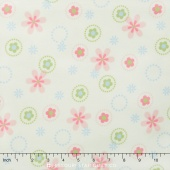 Cozy Cotton - Pastel Flannel Yardage