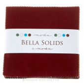 Bella Solids Kansas Charm Pack by Moda