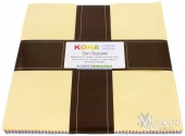 Kona Cotton - Pastel Palette Ten Squares