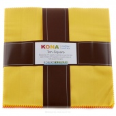 Kona Cotton - Citrus Burst Ten Squares
