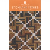 Sticks & Stones Pattern by MSQC