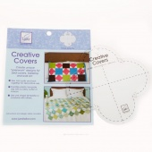 Creative Covers Flower Template