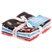 Fun with Frosty Fat Quarter Bundle