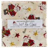 Just be Claus Charm Pack