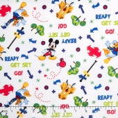 Mickey & Friends - Mickey & Pluto Tree Toss Yardage