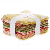 Starflakes and Glitter Fat Quarter Bundle