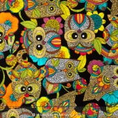 Owl's Nest - Owl Bright Yardage