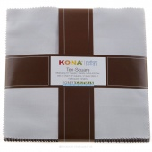 Kona Cotton - Gray Area Ten Squares