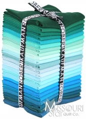 Kona Cotton - Grecian Waters Colorstory Fat Quarter Bundle